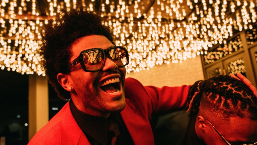 The Weeknd en el vídeo de 'Heartless'