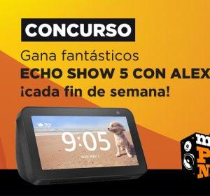 Concurso Me Pones: Echo Show 5