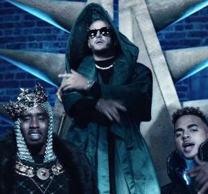 Ozuna, Diddy y DJ Snake en 'Eres Top'