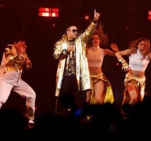 Daddy Yankee en concierto