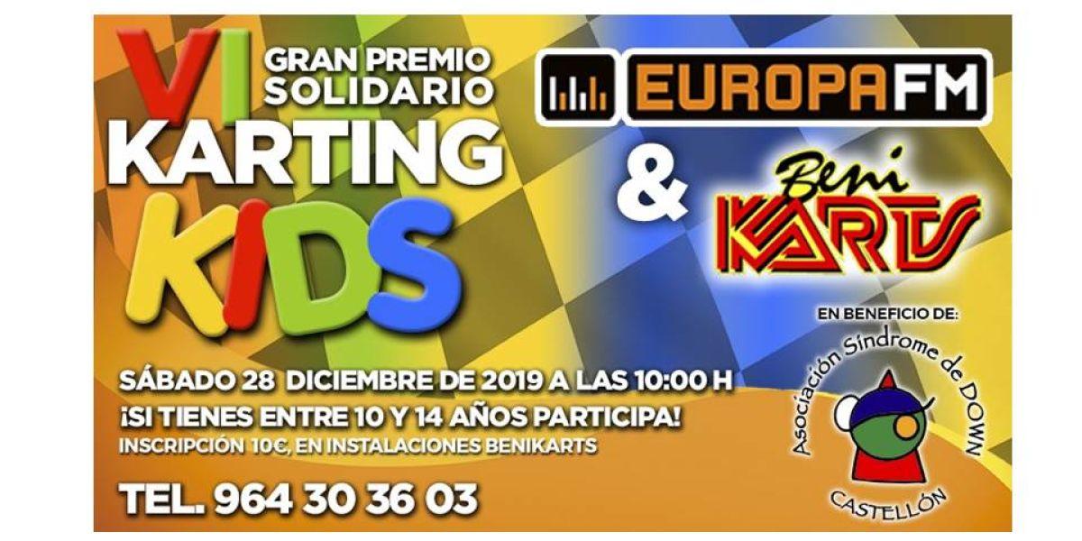 VI GRAN PREMIO EUROPA FM KARTING KIDS