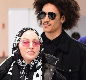 Madonna y Ahlamalik Williams
