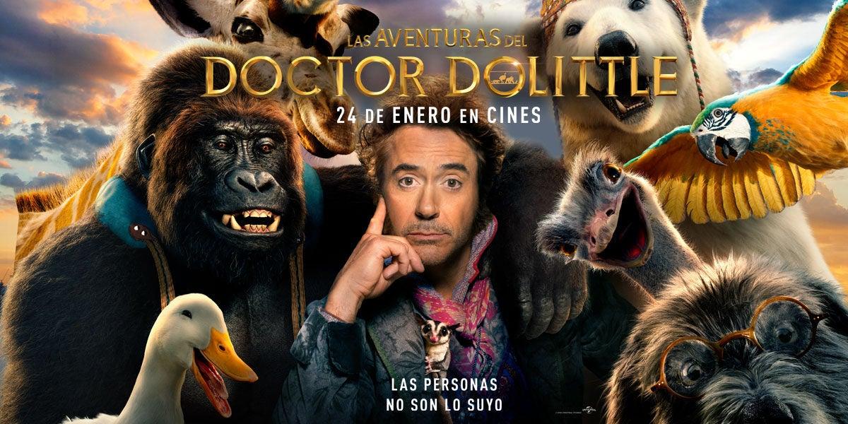 'Las Aventuras del Doctor Dolittle'