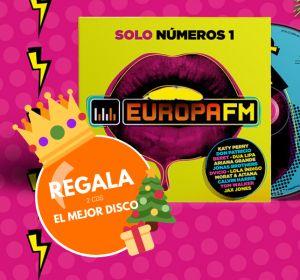 Europa FM: El Disco 2019