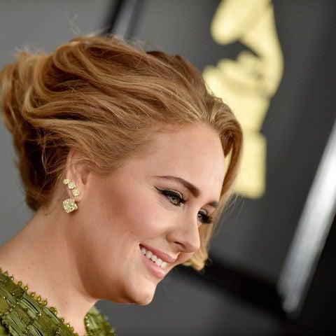Adele en los Grammy 2017