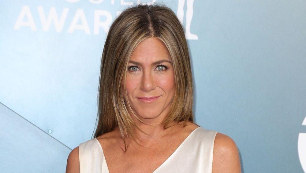 Jennifer Aniston en los SAG Awards