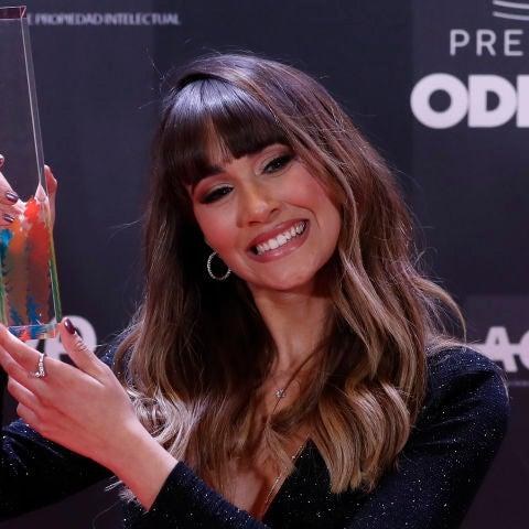 Aitana gana el Premio Odeón a Artista Revelación