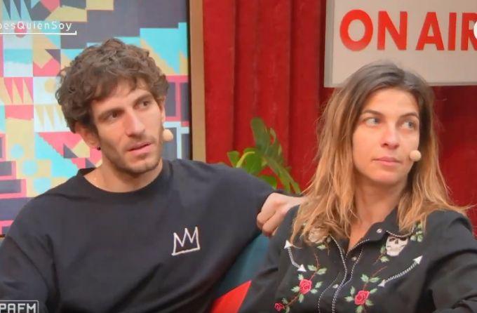Quim Gutiérrez y Natalia Tena