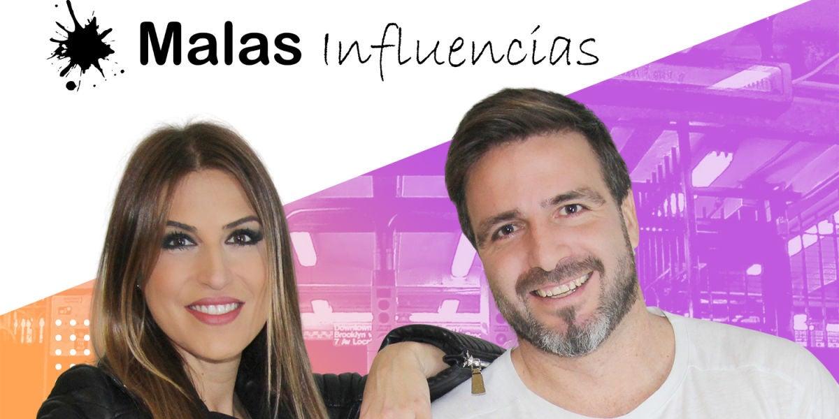 Coco Pretel y Laura Lobo, Malas Influencias