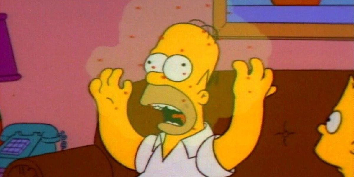 Los Simpson ya predijeron el coronavirus