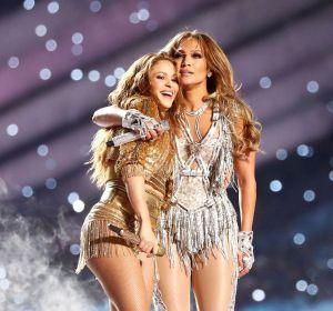 Shakira y Jennifer Lopez en la Super Bowl 2020