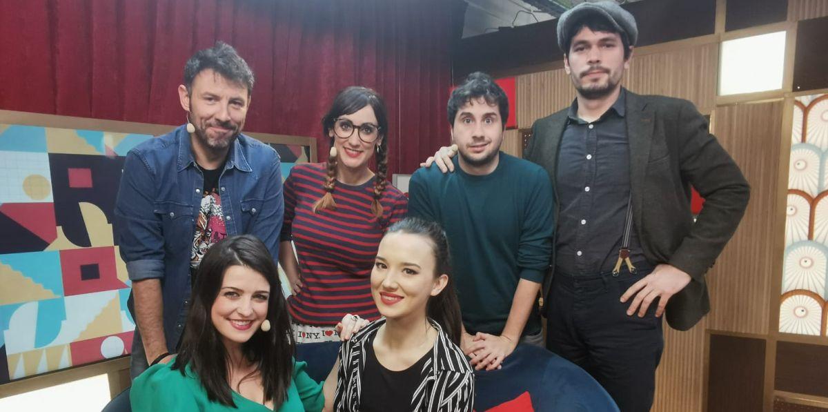 Aria Bedmar e Ylenia Baglietto en 'yu'