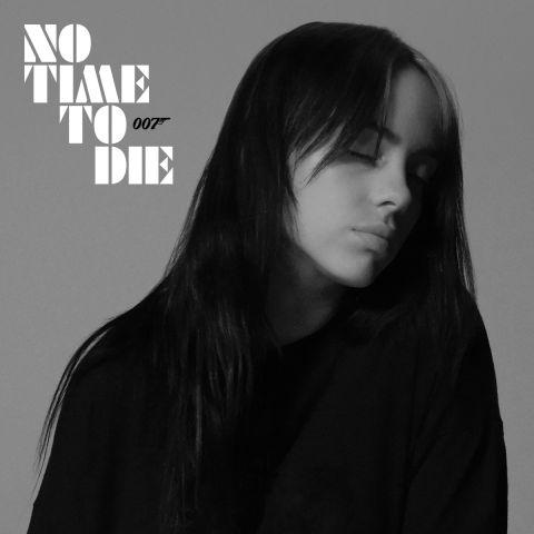 Portada de 'No Time To Die' de Billie Eilish