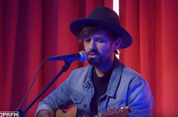 David Otero en 'yu'