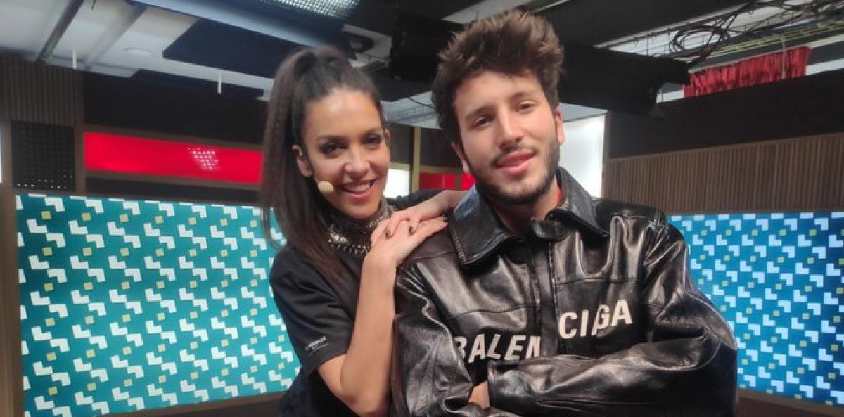 Lorena Castell y Sebastián Yatra