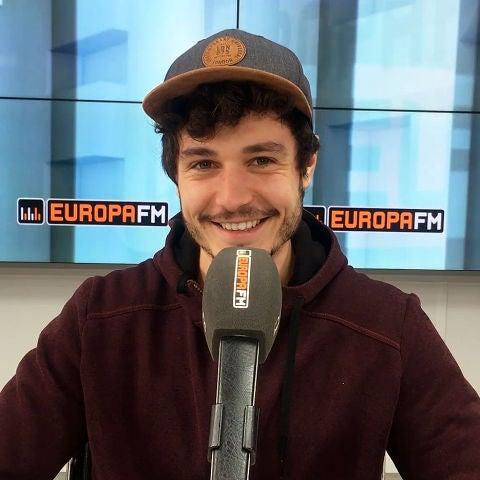 Miki Núñez en Europa FM