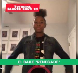 (20-02-20) Jalaiah Harmon, la adolescente de 14 años que creó el 'Renegade dance' y acabó actuando en el All Star