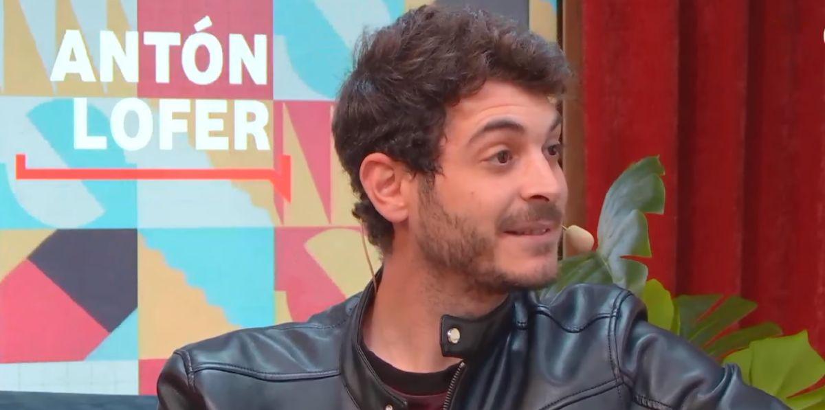 Antón Lofer en 'yu'