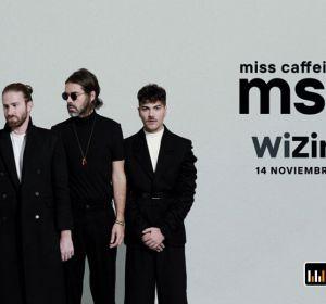 Miss Caffeina anuncia su fin de gira en el Wizink Center de Madrid