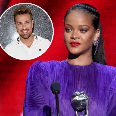 Recuperamos el tweet de Rafa Mora a Rihanna