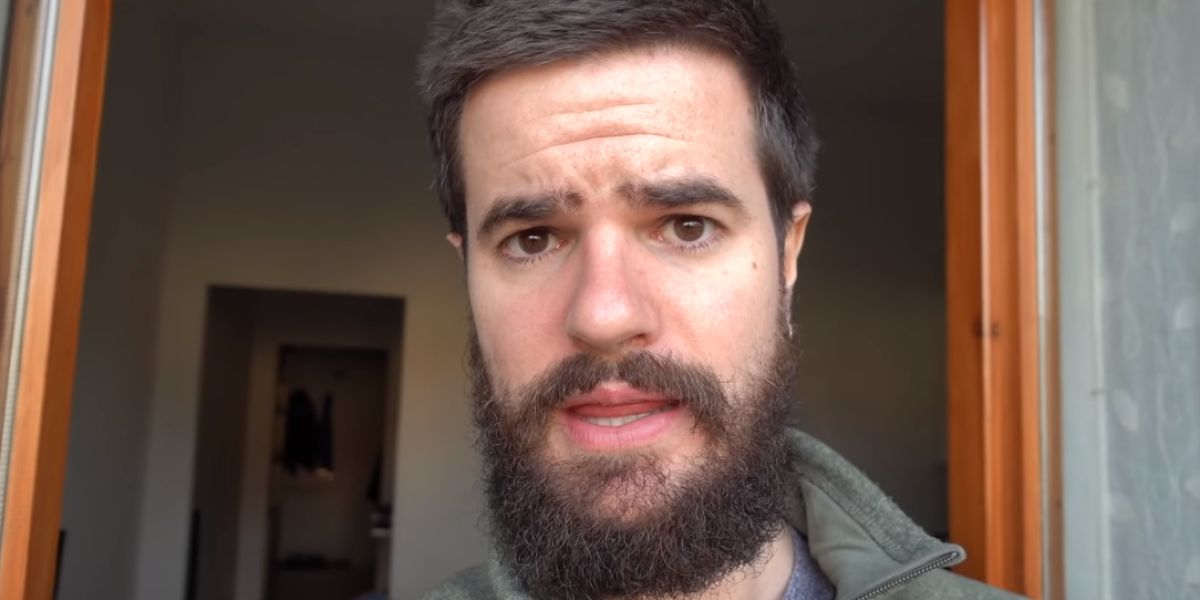 Pau Mateo, médico que se encuentra en la 'zona cero' del Coronavirus en Italia