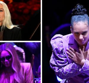 Christina Aguilera, Beyoncé y Alicia Keys actúan en el homenaje a Kobe Bryant