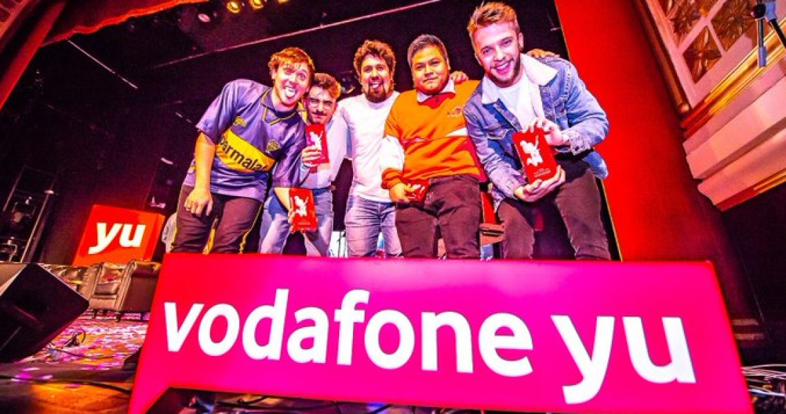 Corea la Buena gana el Vodafone yu Music Talent