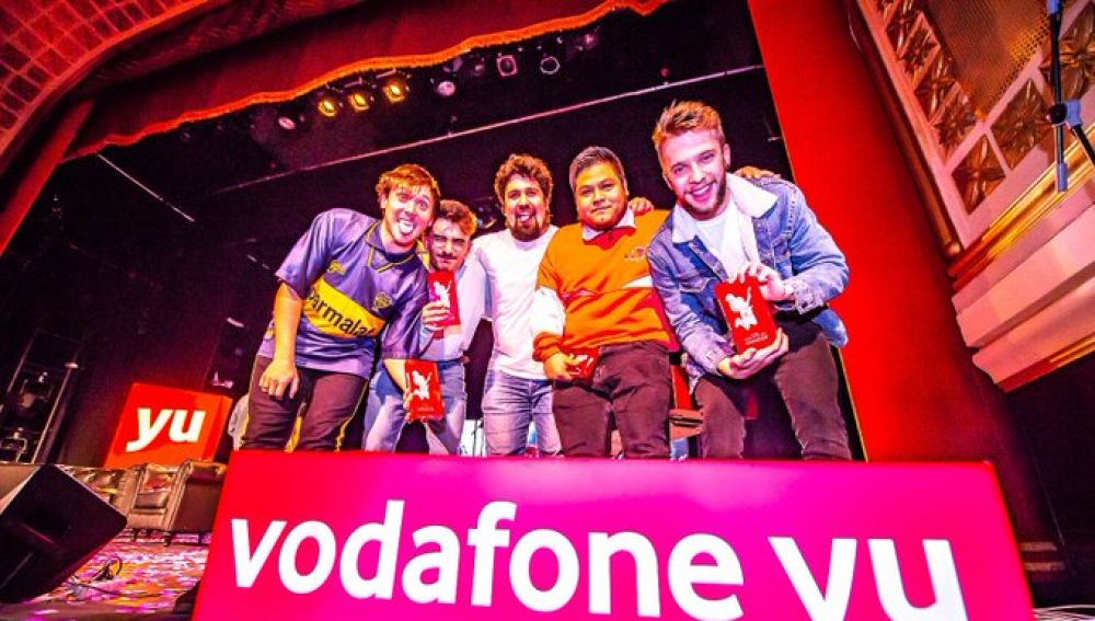 Corea la Buena gana el Vodafone yu Music Talent