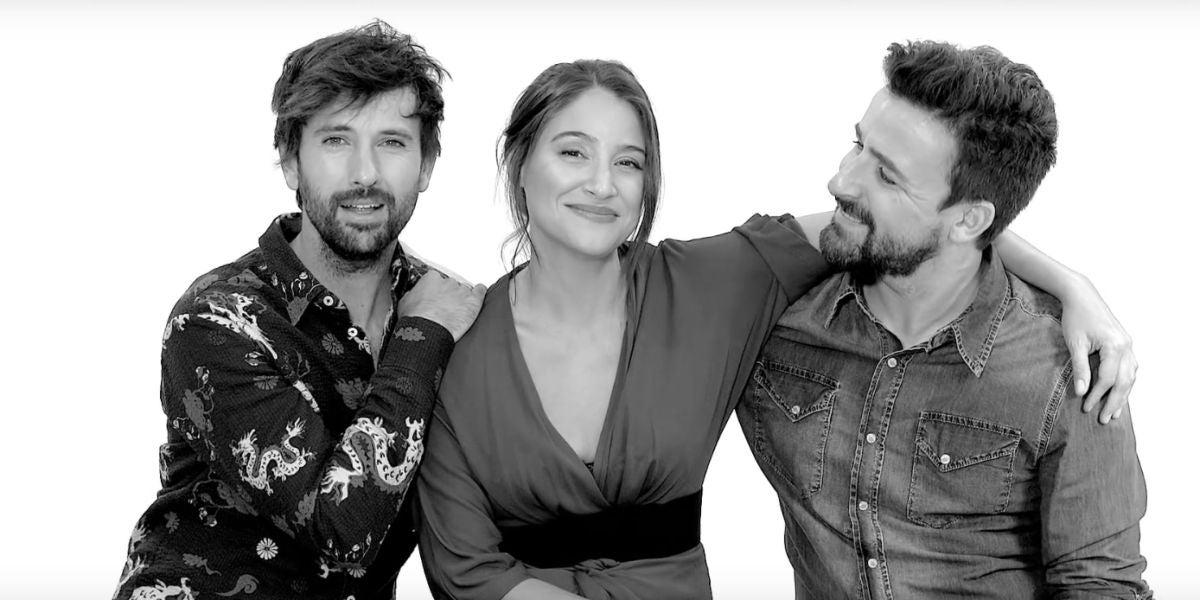 David Otero, Georgina y Funambulista unen sus voces en 'Aire'