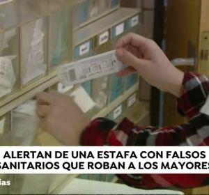 Cruz Roja alerta de una estafa a ancianos y desmiente que esté haciendo pruebas de coronavirus a mayores en sus casas