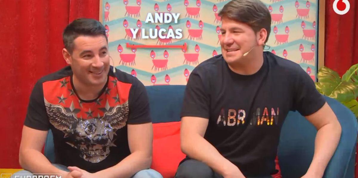 Andy y Lucas en 'yu'