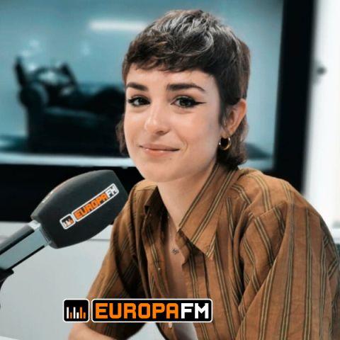Natalia Lacunza en Europa FM
