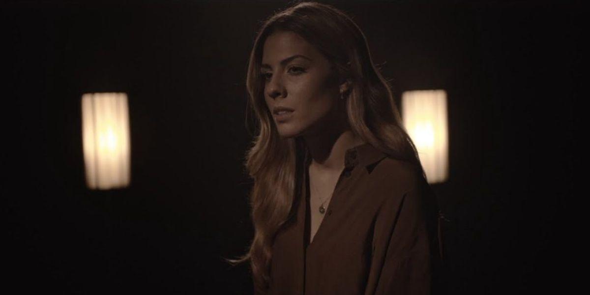 Miriam Rodríguez en el vídeo de 'No sé quién soy'