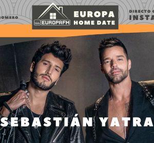 Sebastián Yatra en Europa Home Date