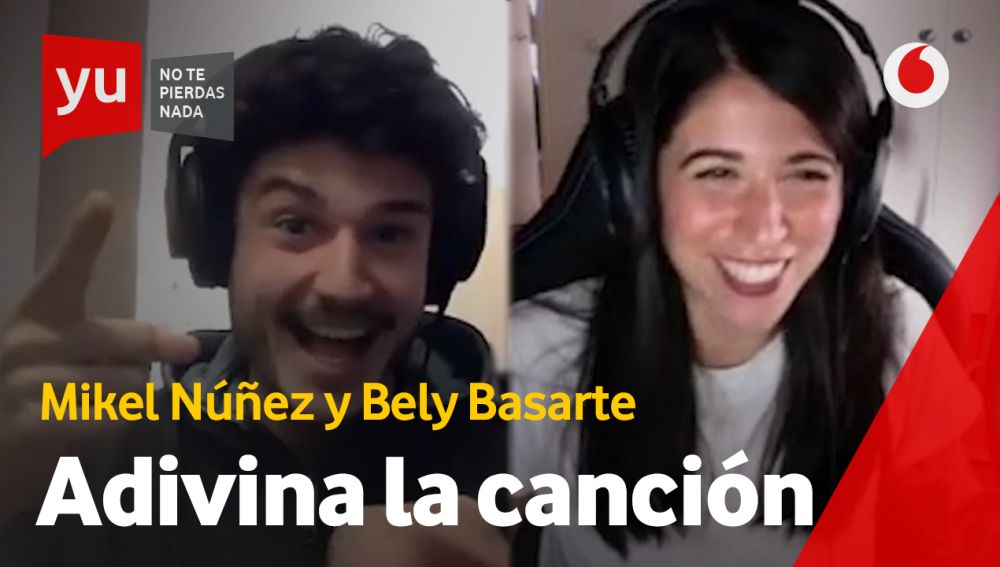 Miki Núñez y Bely Basarte en 'yu'