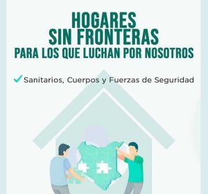 Emergency Home, viviendas gratuitas para sanitarios y cuerpos y fuerzas de seguridad