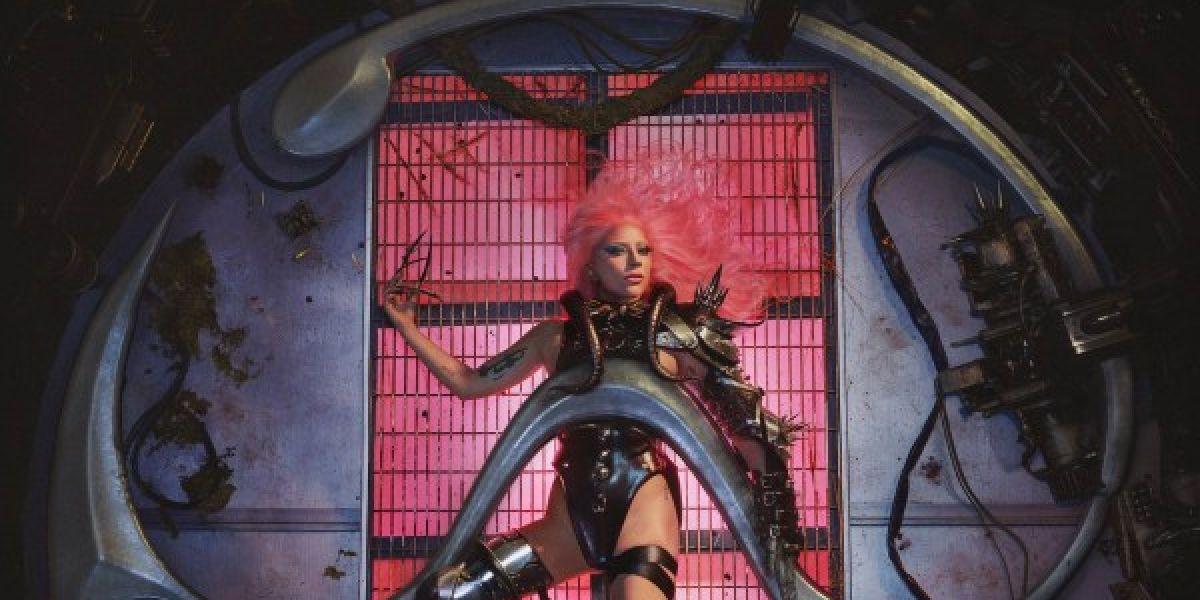 Portada de 'Chromatica', de Lady Gaga