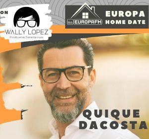Quique Dacosta en Europa Home Date con Wally Lopez