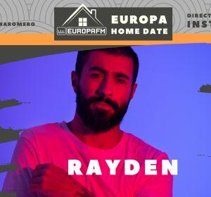 Rayden en Europa Home Date