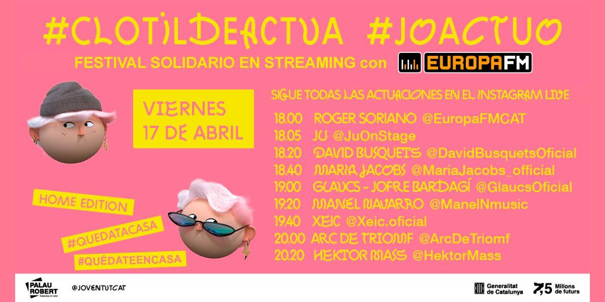 Festival #ClotildeActua