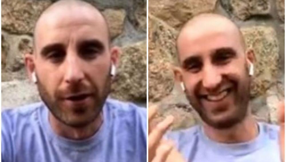 Dani Rovira reaparece en un directo de Instagram por primera vez después de anunciar que padece cáncer