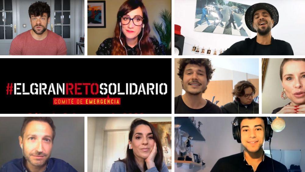 El Gran Reto Solidario