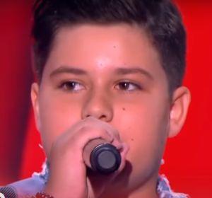 Tuca Almeida, concursante de 'La Voz Kids' en Brasil