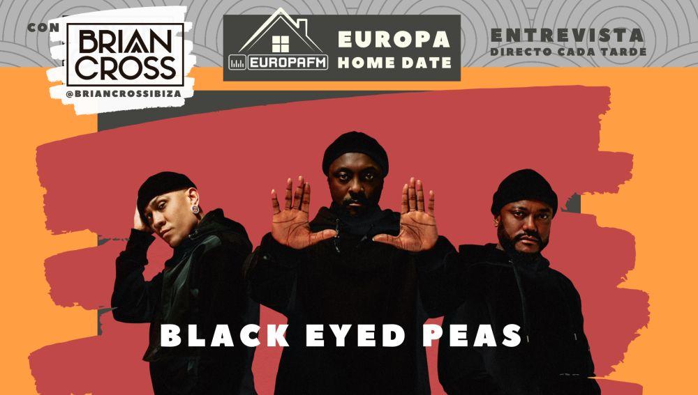 Black Eyed Peas en Europa Home Date