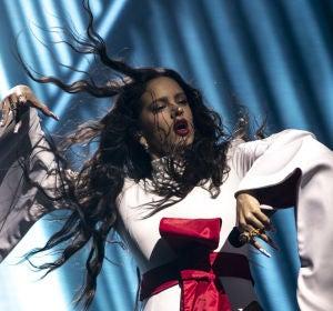 Rosalía despide El Mal Querer en Madrid