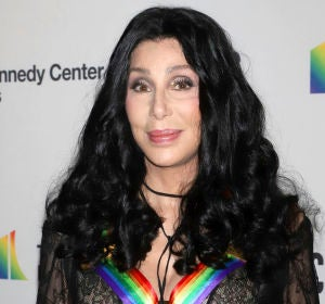 Cher durante un evento