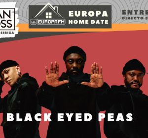 Black Eyed Peas en Europa Home Date