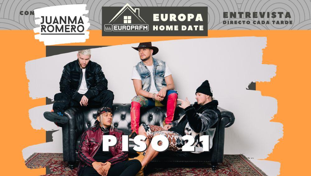 Piso 21 en Europa Home Date