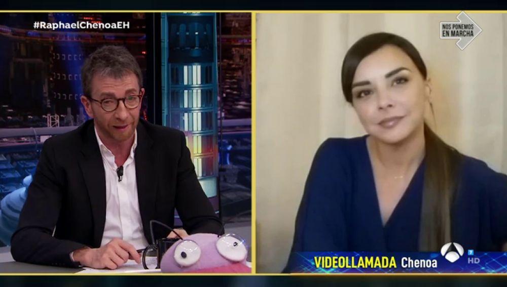 Disfruta de la entrevista completa a Chenoa en 'El Hormiguero 3.0: Quédate en casa'