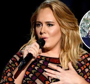 El sorprendente cambio físico de Adele